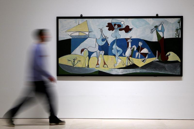 Fabuleux The Picassos from Antibes | Museo Picasso Málaga OI49