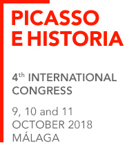 logo iv international congress picasso e historia