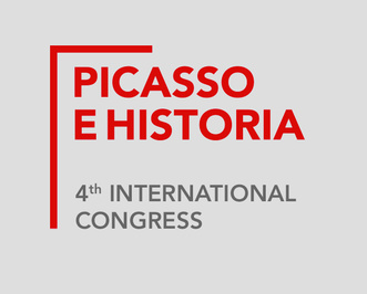 logo iv-international-congress-picasso-historia-anuncio-dest