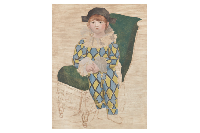 Museo Picasso Paris.Olga Picasso Eng Museo Picasso Malaga